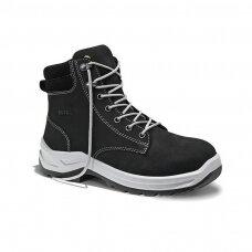 Moteriški batai ELTEN Lilly Black Mid ESD S3 SRC, juodi