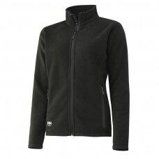 Moteriškas džemperis  HELLY HANSEN Luna Fleece, juodas