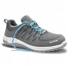 Moteriški batai ELTEN Maddie Grey Low S1P SRC, pilki