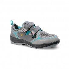 Moteriški sandalai ELTEN Mila Easy ESD S1 SRC, pilki