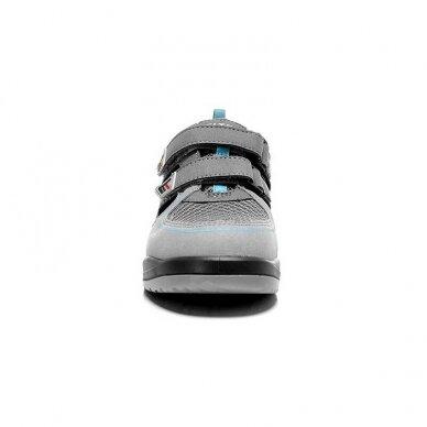 Moteriški sandalai ELTEN Mila Easy ESD S1 SRC, pilki 3