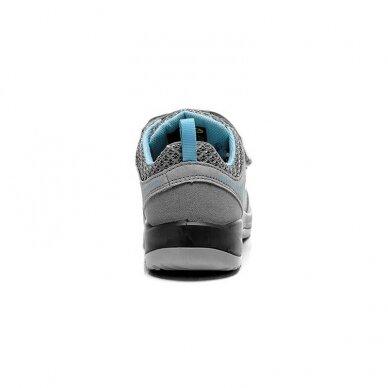 Moteriški sandalai ELTEN Mila Easy ESD S1 SRC, pilki 5