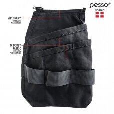 Pakabinama tūrinė PESSO POCKET1R dešinė kišenė