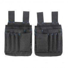 Pakabinamos kišenės segamos prie diržo Hoegert HT5K443
