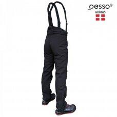 Šiltos Pesso BARNABI neperšlampančios Softshell kelnės