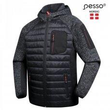 Šiltas Pesso PACIFICdžemperis, pilkas/juodas