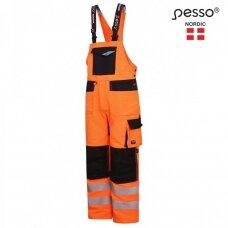 Darbo puskombinezonis Pesso DP135OR URANUS Flexpro, oranžinis