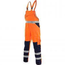 Puskombinezonis darbui CXS NORWICH, oranžinis