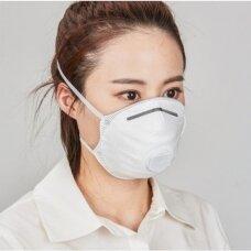 Respiratorius ZH3310V FFP2 NR, kaušelio formos