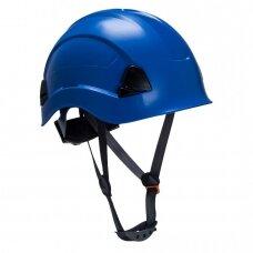 Šalmas darbui aukštyje Portwest PS53, mėlynas