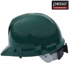 Šalmas Pesso SALKZ, žalias
