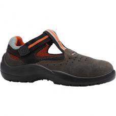 Verstos odos BASE B116 S1P sandalai darbui