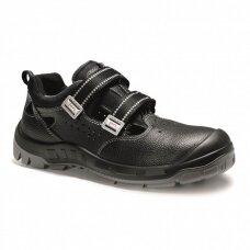 Sandalai ELTEN Jori Leon S1P, juodi