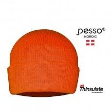 Šilta kepurė Pesso Thinsulate, HI-VIS oranžinė
