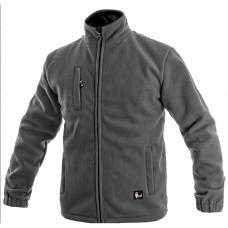 Šiltas darbo džemperis OTAWA, pilkas