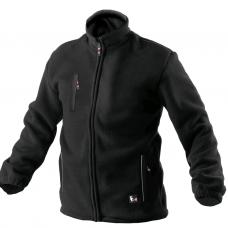 Šiltas darbo džemperis OTAWA, juodas