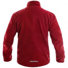 Šiltas darbo džemperis OTAWA, raudonas