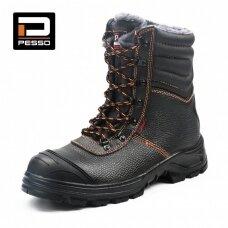 Šilti darbo batai Pesso BS659 S3 S3 Plastic/Kevlar