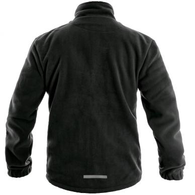 Šiltas darbo džemperis OTAWA, juodas 2