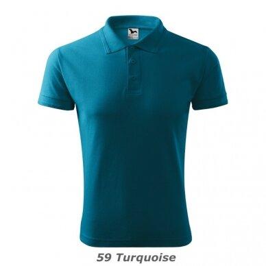 Polo marškinėliai MALFINI 203 23