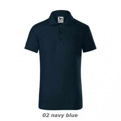 Polo marškinėliai MALFINI 222 vaikiški 4