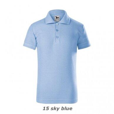 Polo marškinėliai MALFINI 222 vaikiški 9