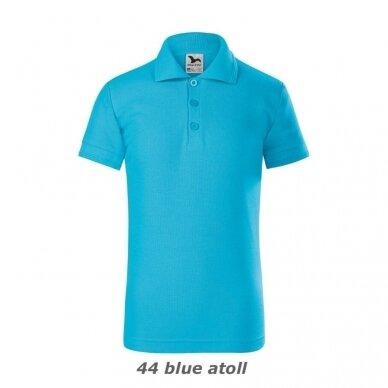 Polo marškinėliai MALFINI 222 vaikiški 13