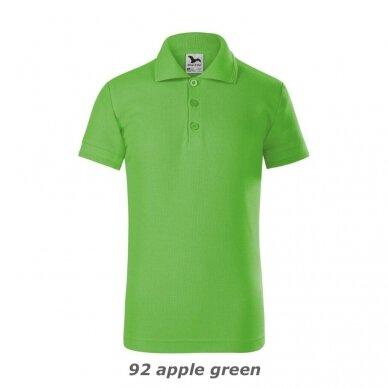 Polo marškinėliai MALFINI 222 vaikiški 15