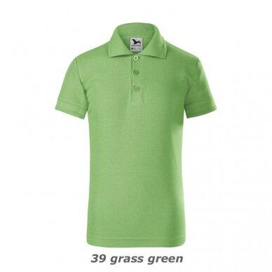Polo marškinėliai MALFINI 222 vaikiški 11