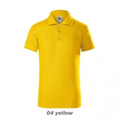 Polo marškinėliai MALFINI 222 vaikiški 5