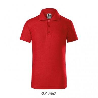 Polo marškinėliai MALFINI 222 vaikiški 7