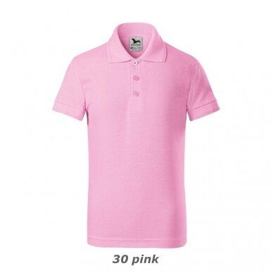 Polo marškinėliai MALFINI 222 vaikiški 10