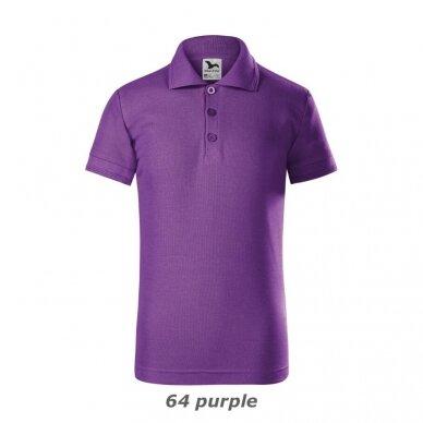Polo marškinėliai MALFINI 222 vaikiški 14