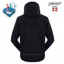 Softshell striukė Pesso Acropolis, juoda