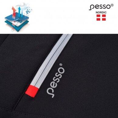 Softshell striukė Pesso Acropolis, juoda 6