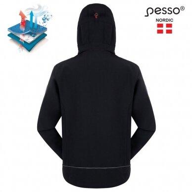 Softshell striukė Pesso Acropolis, juoda 3