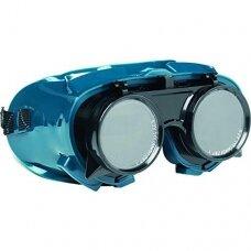 Suvirintojo apsauginiai akiniai Lux Optical