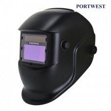 Suvirintojo šalmas PORTWEST PW65