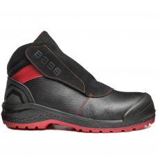Suvirintojų batai BASE SPARKLE S3 HRO su plastikine nosele