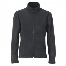 Vyriškas FL03 flisnis džemperis, pilkas