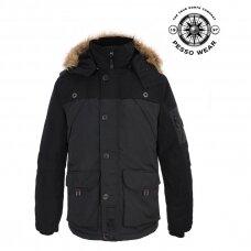 Žieminė stiukė PESSO Bergen, juoda