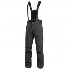 Žieminės CXS TRENTON Softshell kelnės , žieminės, juodos