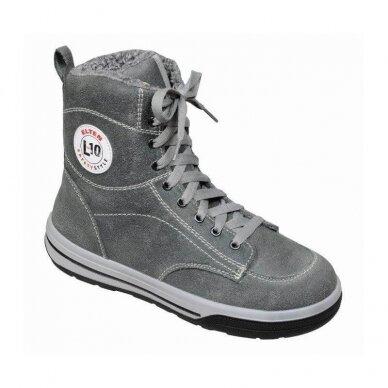 Žieminiai batai ELTEN Desperado ESD S3 CI, pilki 2
